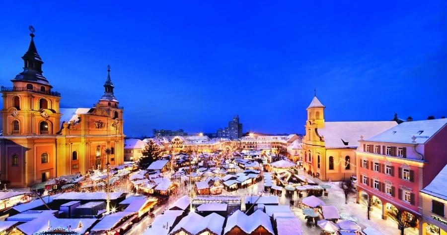 Stuttgart Weihnachtsmarkt.Alle Informationen Zum Ludwigsburger Barock Weihnachtsmarkt